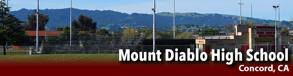 Mt. Diablo High School Home